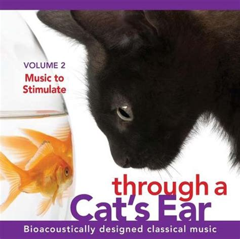 through a s ear cd through a cat s ear vol 2 sounds for stimulation distribution