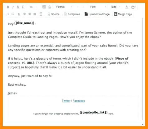 Introducing Someone Via Email Sle Scrumps Email Template For Introducing Yourself