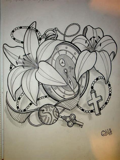 tattoo design sketches pocket watch tattoo sketch tattoos pinterest pocket