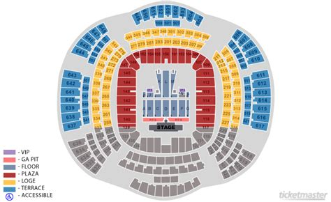 mercedes superdome seating 3d 3d seating chart superdome atlanta falcons venue