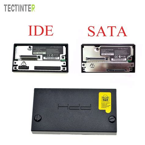 Na Ps2 Network Adapter Ps2 Gamestar Asli Limited sata interface network adapter adaptor for ps2 console ide socket hdd scph 10350 for sony