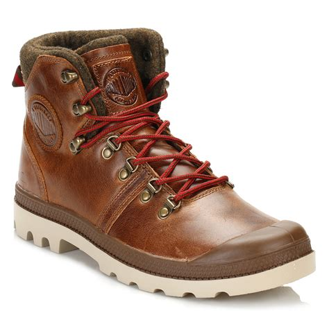 palladium shoes palladium mens hiker boots safari pallabrouse
