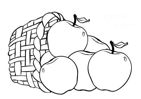 kumpulan gambar mewarnai buah buahan ngagambar