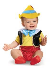 Infant Halloween Costume Pinocchio Infant Costume