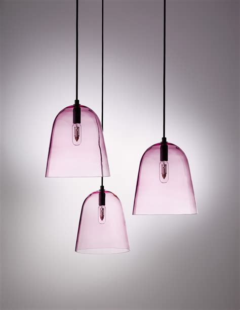 Glass Pendant Lighting Australia Softscape Lighting By Helen Kontouris For Len Yellowtrace
