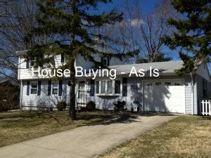 buying a house in ri what does as is mean when buying a home