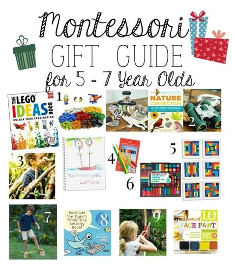 5 year old christmas gifts montessori gift guide for 5 7 year olds montessori montessori gifts