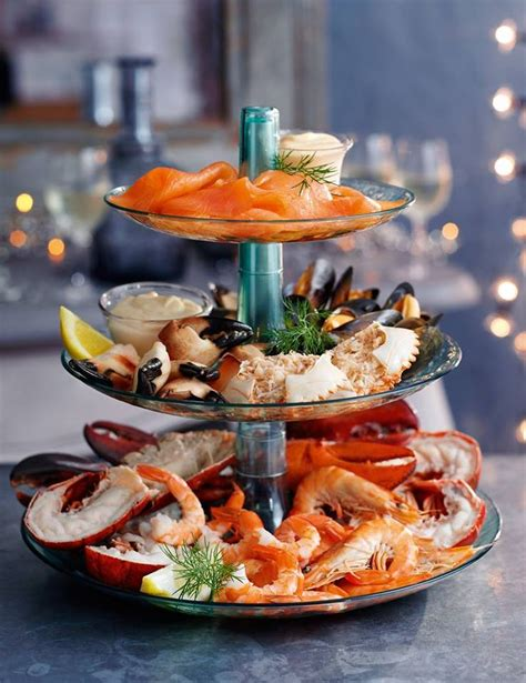 cold starter ideas for a dinner 1000 ideas about seafood buffet on buffet