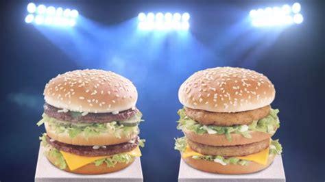 Mac Chicken mcdonald s contest big mac vs chicken mac