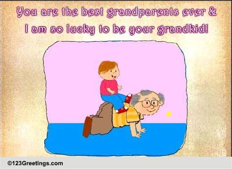 how to make a greeting card for grandparents day with grandparents free grandparents day ecards