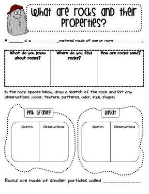 mineral worksheets for elementary students snaps rocks and minerals this is a worksheet that