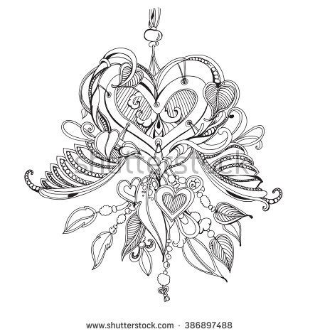 82 coloring pages for adults dreamcatchers i like