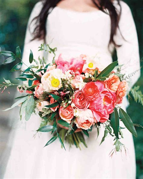 Wedding Bouquet Of Flowers by The 50 Best Wedding Bouquets Martha Stewart Weddings