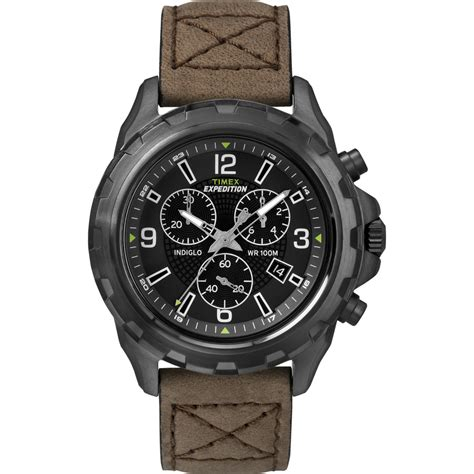 Rugged Watches by Timex Expedition Rugged Chrono Backcountry
