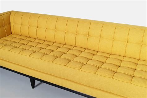 elegant sofas for sale elegant tufted quot vista quot sofa by cruz design studio for sale