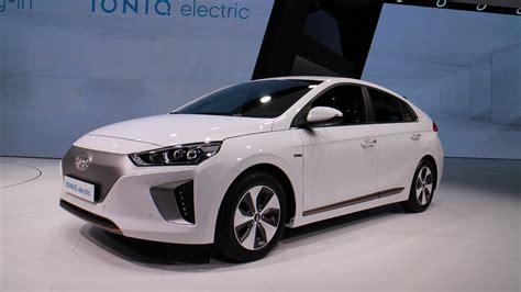 Hyundai Electric Car by Hyundai Ioniq Electric Car Offered On Ioniq Unlimited