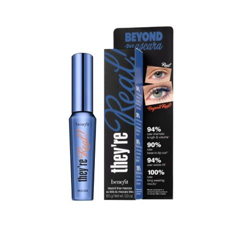 Benefit Theyre Real Lengthening Mascara 3g benefit they re real lengthening mascara birchbox