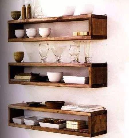 formas cocinas 5 formas creativas para decorar tu cocina con repisas