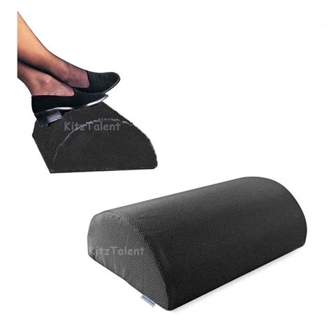 Office Foot Rest Footrest Cushion Footstool Stool Relieve Office Footstool Desk