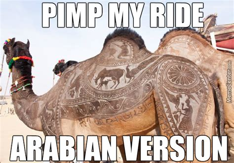 Pimp My Ride Meme - the arabian version of xzibit approves by chuckhandsome