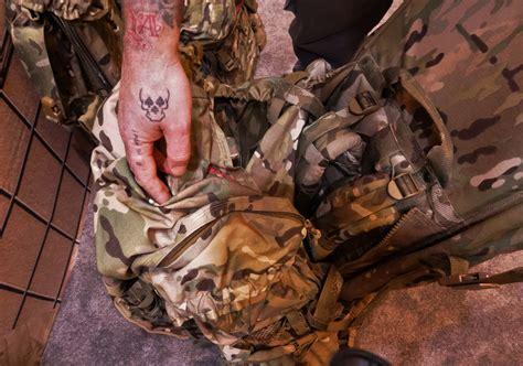 tattoo on trigger finger seen at shot british sniper sgt craig harrison the