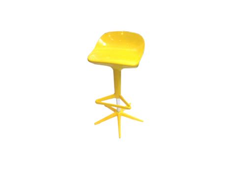 Brown And Yellow Stool by Thelounge Neon Yellow Stool