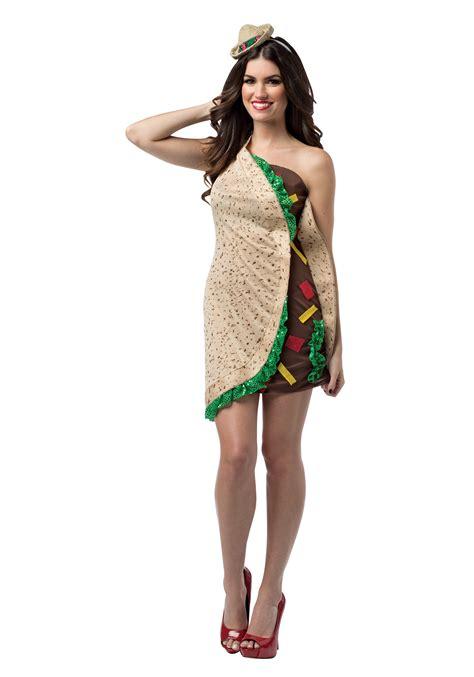 taco costume taco dress