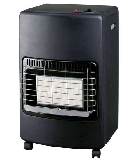 smartflame lpg gas heater room heater black buy