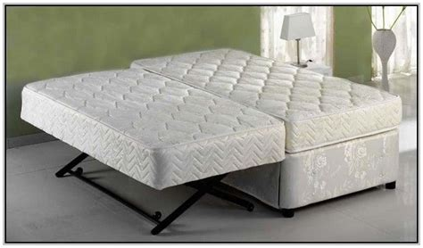 pop up trundle bed pop up trundle beds for adults beds and bed frames