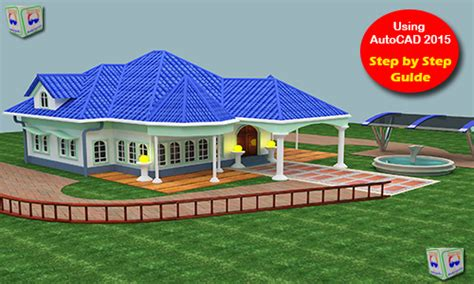autocad house plan tutorial autocad 3d house modeling tutorial course using autocad 2015 autocad online