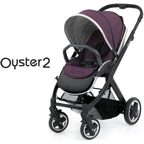 Stroller Babystyle Oyster 2 Babystyle Oyster 2 Vogue Stroller Damson