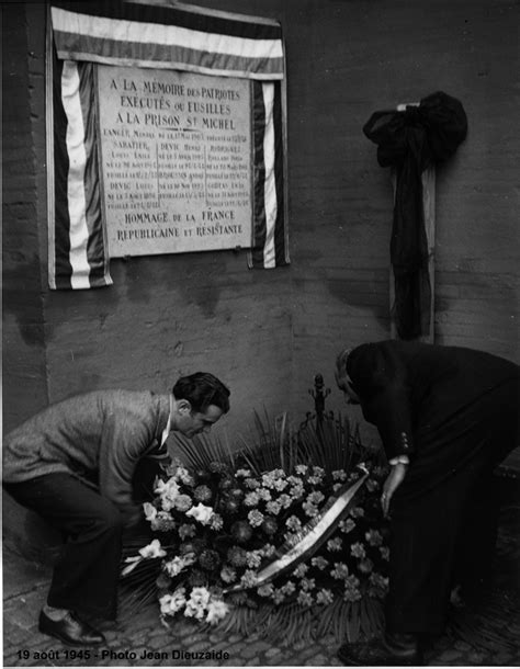 La prison Saint-Michel pendant la guerre - Mémorial