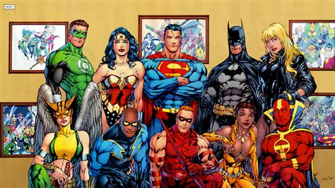 Justice League Of America Jla Superheroes Dc Comics Z0407 Iphone 5 5 machinima lands exclusive animated justice league series