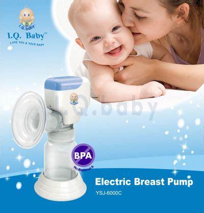 Pompa Asi Iq Baby Elektrik pompa asi surabaya