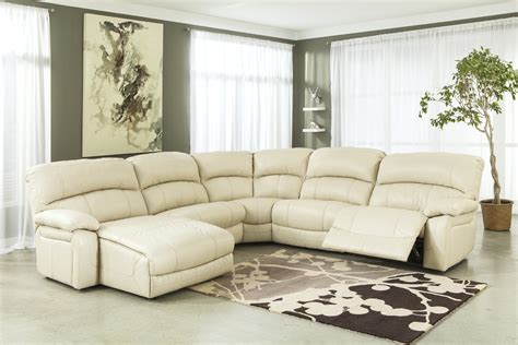 White Leather Reclining Sectional by Popular White Leather Recliner Sofa And Damacio