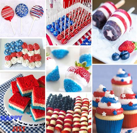 50 best 4th of july desserts and treat ideas