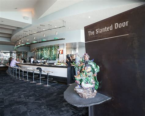 The Slanted Door San Francisco Ca by Charles Phan S Shaking Beef At The Slanted Door In Sf Eater