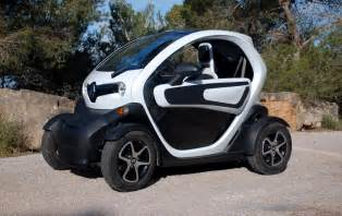 new renault electric car renault twizy electric minicar drive report