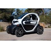 Will Open Air Renault Twizy Electric Car Threaten New