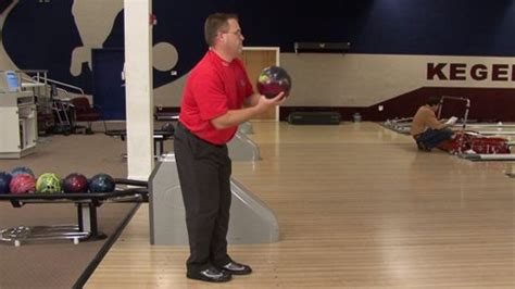 bowling arm swing and release basic bowling approach timing monkeysee videos