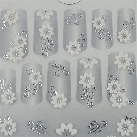Deco Pour Ongles Pas Cher by Sticker Ongle Pas Cher