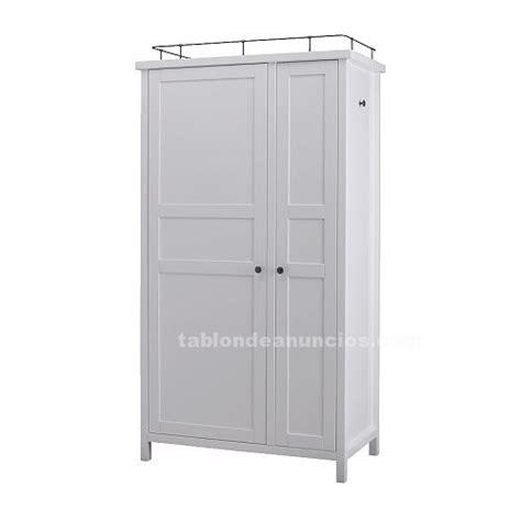 armario hemnes ikea 2 puertas tabl 211 n de anuncios vendo armario y c 243 moda hemnes ikea