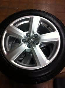 Audi A3 Tires For Sale B7 Sline 17 Quot Wheels And Winter Tires Mint