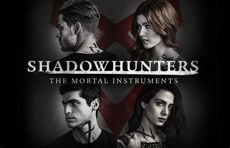 Shadows Hunters shadowhunters tv show