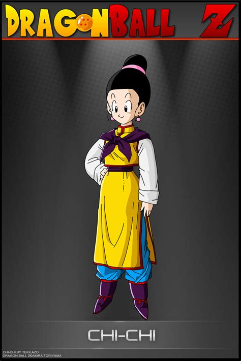 chi chi chi chi images dragon ball z chi chi hd wallpaper and background