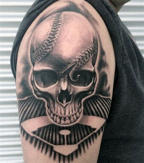baseball tattoo designs for men best 25 baseball tattoos ideas on softball