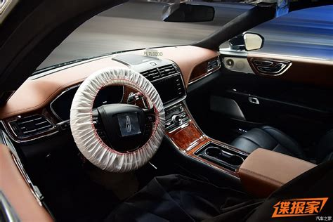 2017 lincoln continental interior china this is your 2017 lincoln continental presidential