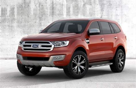 2020 Ford Everest by 2020 Ford Everest Price Interior Specs Horsepower Update