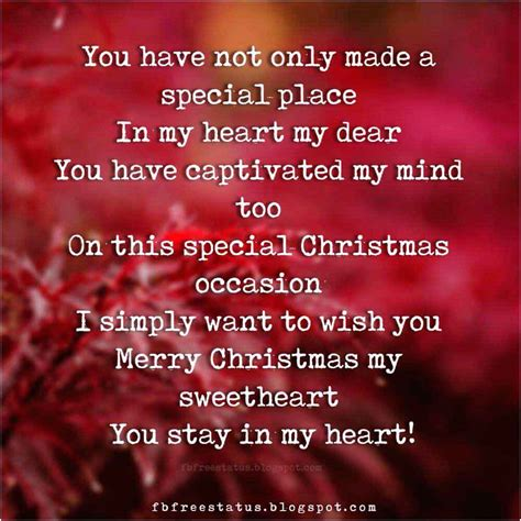 christmas love quotes  boyfriend  girlfriend  images