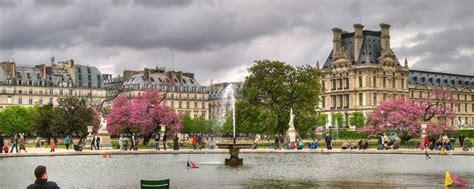 giardini della tuileries osservare la flora a parigi parigi e ile de francia